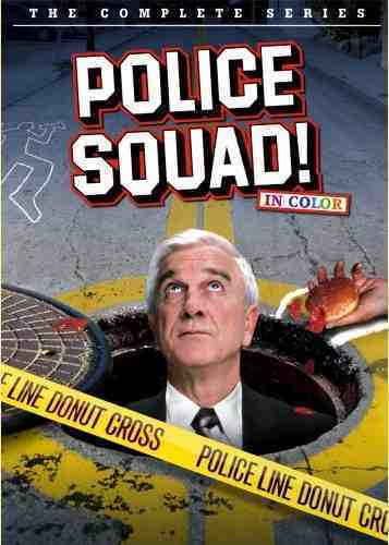 Police Squad: The Complete Series (DVD) TV Comedy Show Seasons