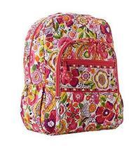 Vera Bradley Campus Backpack Clementine - $69.00