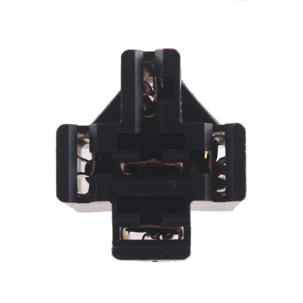 10pcs Car 12v 12 Volt Dc 40a Amp Relay Harness Socket 5pin