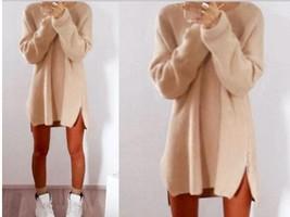 Women Summer Dress plus size Floral robe Retro Swing Casual Size L - $19.93