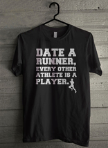 Date A Runner - Custom Men's T-Shirt (1923) - $19.13+