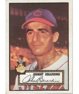 John Johnny Berardino 1952 Topps Reprint Authentic Autograph #253 - $41.96