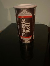 Tootsie Roll 4oz Bank with Candy Brand New Factory Sealed - $5.94