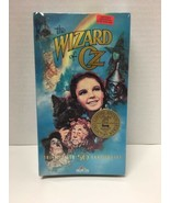 The Wizard of Oz 50th Anniversary VHS Plus Limited Edition Collectors Bo... - $15.83