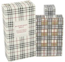 Burberry Brit Perfume 3.4 Oz Eau De Parfum Spray for women image 3