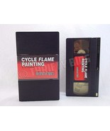 Cycle Flame Painting by Jon Kosmoski VHS Tape House of Kolor Color 1991  - $18.80