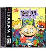 Playstation  - Rugrats Search for Reptar - $18.95