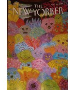 THE NEW YORKER MAGAZINE AUG.26 2019 NO LABEL Sea Changes Edward Steed SM... - $6.92