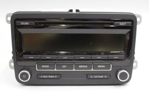 Primary image for 13 14 15 VOLKSWAGEN PASSAT JETTA AM/FM RADIO CD PLAYER RECEIVER OEM