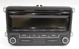 13 14 15 VOLKSWAGEN PASSAT JETTA AM/FM RADIO CD PLAYER RECEIVER OEM - $69.29