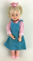 "Vintage Ballerina Kid Lewis Galoob Bouncin Kids Posable 8"" Doll Toy LGTI... - $22.72"