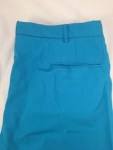 Disney Worldwide Services Uniform Pants 38x34 Light Blue Turquoise  - $29.69