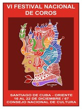 Decorative Poster.Interior wall art design.Art.Festival of Chorus.Sing.4086 - $9.90+