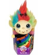 """Flip Zee Trolls Rainbow Galore 2 in 1 15"""" Plush The Troll That Flips for... - $11.99"""