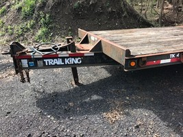 2000 Trail King TK40 For Sale in New Platz, New York 12561 image 3