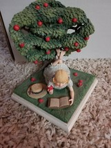 American Girl Bookend Kirsten Apple Tree 1854 Historical Doll Figurine H... - $25.25