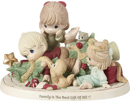 Precious Moments Limited Edition Family Chaos Christmas Tree 191011 Figu... - $216.70