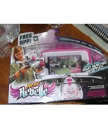 Nerf Rebelle Mission Central App Rail Mount Works With Apple iPhone iPod... - $14.01