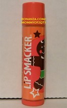 Lip Smacker Christmas GINGERBREAD COOKIE Lip Gloss Balm Sold As Is READ - $3.00