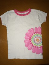 Baby Girls Toddlers Beautiful Carter's Super-Comfy Top T-Shirt Size 24 Months - $3.95