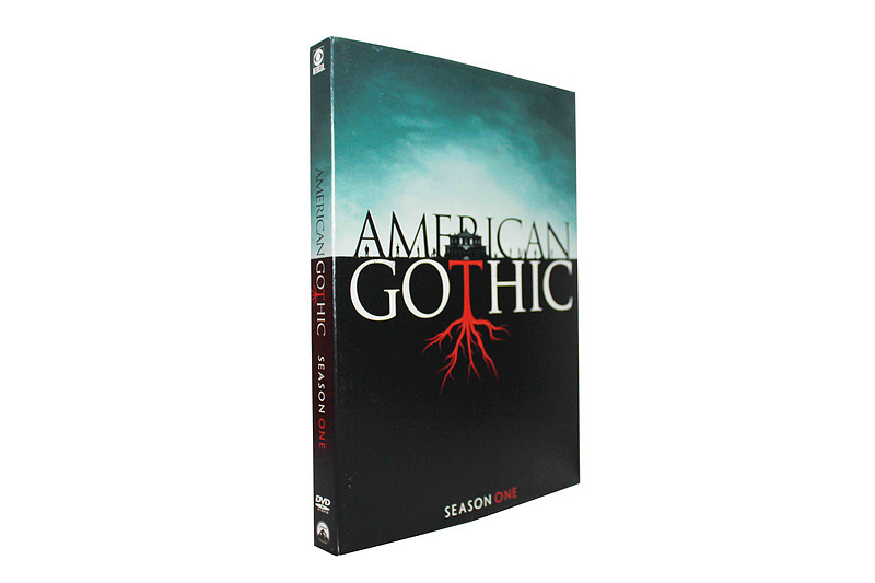 American Gothic The Complete First Season 1 One DVD Box Set 4 Disc Free Shipping