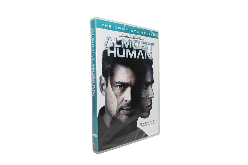 Almost Human: The Complete Series DVD Box Set 3 Disc Free Shipping