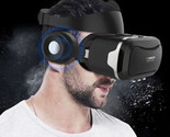 VR Shinecon 4th Gen Virtual Reality 3D Glasses With Headset For 4.5-6.0 Inches