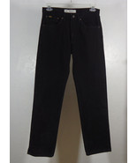 Lee Black Denim Jeans Regular Fit 32 x 32 - $16.95