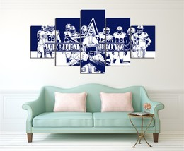5 Pcs HD Printed Cowboys We Dem Boyz Picture Ca... - $65.99 - $179.99