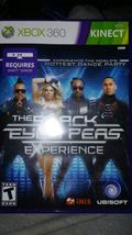 The BLACK EYES PEAS Experience (X-Box 360) KINECT REQUIRED! - $10.00