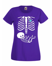 Baby Under Your Heart 4  T-shirt, Cotton,100% Cotton, Ladyfit, women - $18.99