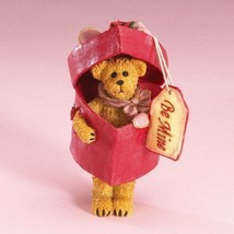 "Boyds Bearstone  ""Coco Sugarbear..Be Mine""  #4015214- Resin- 2009- Retired - $18.99"
