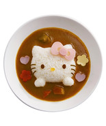 Hello Kitty Deco Curry Rice - Bento Tool Rice Moud - €8,90 EUR