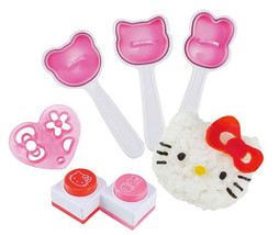 Hello Kitty Rice Ball  Oniguiri Mold Tools by Arnest - $20.00