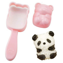 Panda Baby Rice Ball  Oniguiri Mold Tools by Arnest - $13.00