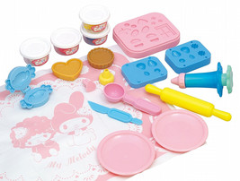 My Melody Colorful Sweets- Clay Set - Play Doh Clay Children Crafts by S... - $22.75