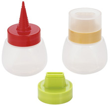 Mayo Bottles SET - Mayonnaise  and Ketchup  Squeeze Bottle - For Okonomi... - $11.50