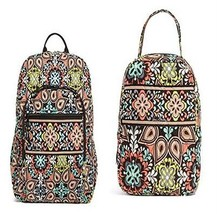 Vera Bradley Campus Backpack and Lunch Bunch Sierra - $98.33