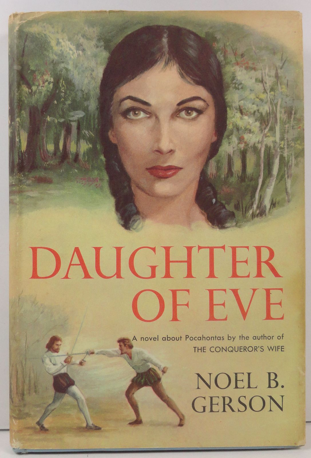 Primary image for Daughter of Eve Noel B Gerson Pocahontas and Capt John Smith