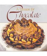 A Passion For Chocolate Bernachon Beranbaum Dessert Cookbook Baking Holiday - $15.87