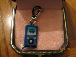 Juicy Couture mp3 player charm - cute! - $27.50