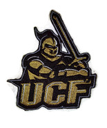 Central Florida Golden Knights Logo Iron On Patch - $4.99