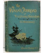 The Walks Abroad of Two Young Naturalists Charles Beaugrand - $19.99