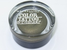 Maybelline Color Tattoo Eyeshadow Limited Edition - Mossy Green  - $10.99