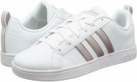 Adidas Slipper White AW3865 VS Advantage - $59.40