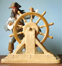 Lenox Disney Captain Jack Sparrow Pirates of Th... - $156.90