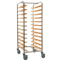 Bourgeat Self Clearing Cafeteria Trolley Commer... - $1,217.23