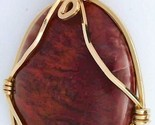 Red flame moss agate  1a  thumb155 crop