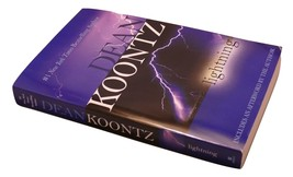 Lightning Paperback 2010 Dean Koontz Book Fiction - $10.00