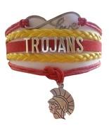 University of Southern California USC Trojans Fan Shop Infinity Bracelet... - $12.99